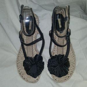 Max Studio Thong Espadrille Sandals